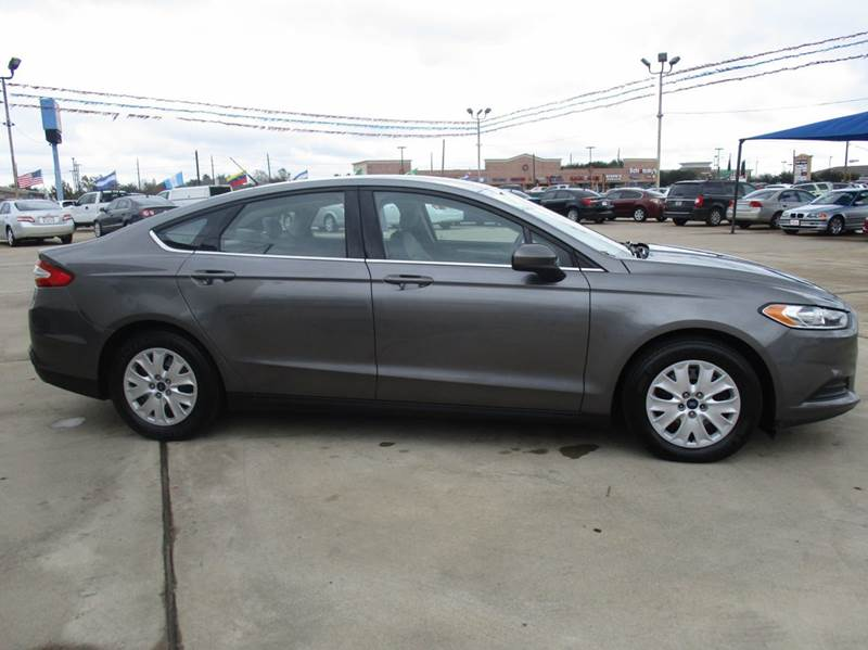 2014 Ford Fusion for sale at Excel Motors in Houston TX