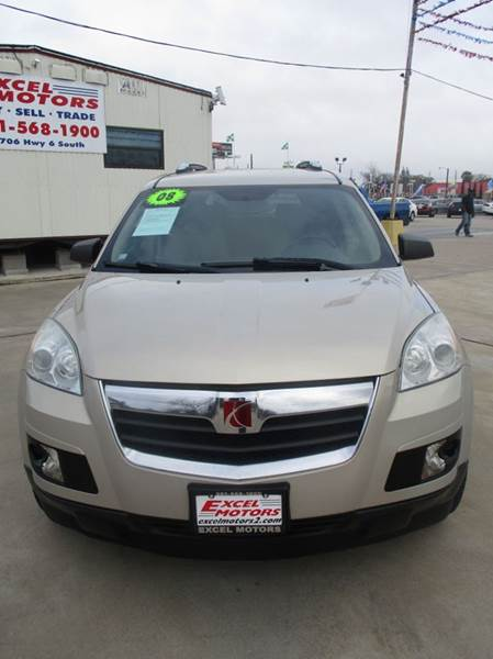2008 Saturn Outlook for sale at Excel Motors in Houston TX