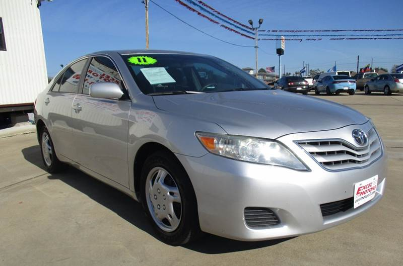 2011 Toyota Camry for sale at Excel Motors in Houston TX