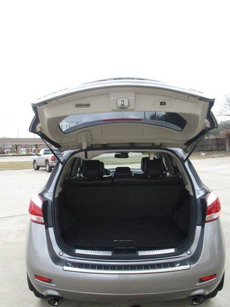 2011 Nissan Murano for sale at Excel Motors in Houston TX