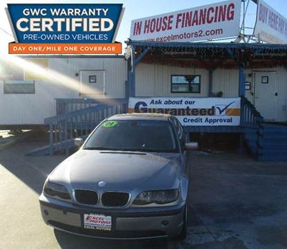 2004 BMW 3 Series for sale at Excel Motors in Houston TX