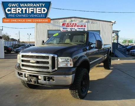 2005 Ford F-350 Super Duty for sale at Excel Motors in Houston TX