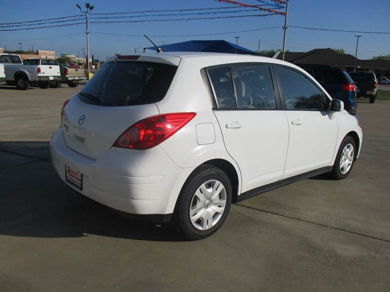 2012 Nissan Versa for sale at Excel Motors in Houston TX