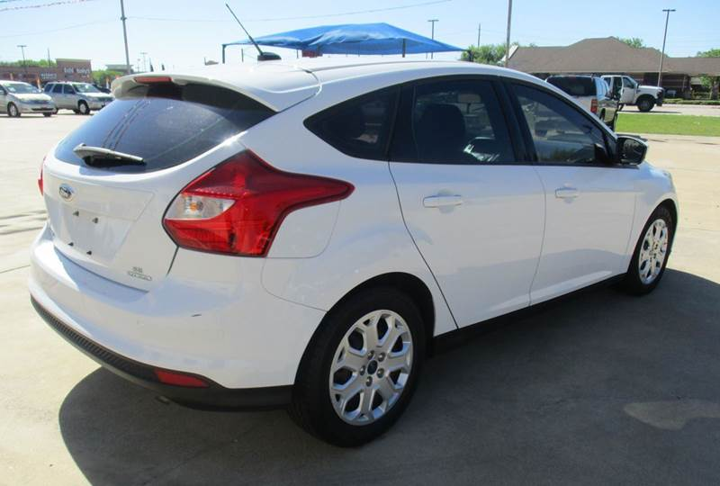 2012 Ford Focus for sale at Excel Motors in Houston TX