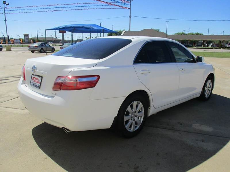 2007 Toyota Camry for sale at Excel Motors in Houston TX