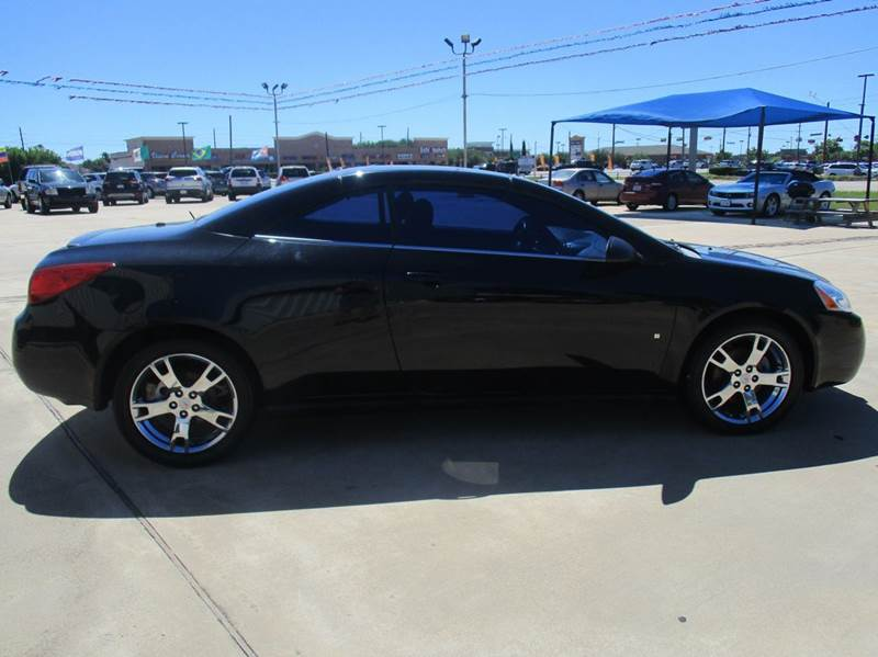2007 Pontiac G6 for sale at Excel Motors in Houston TX