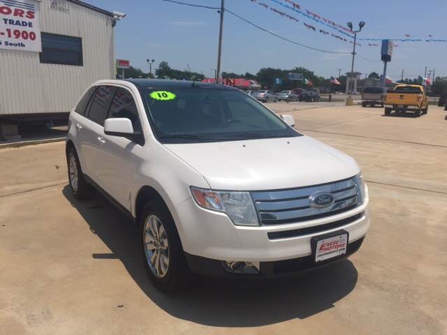 2010 Ford Edge for sale at Excel Motors in Houston TX