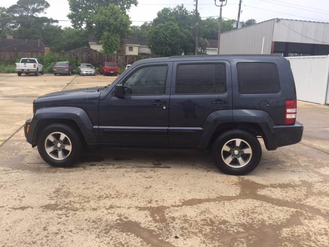 2008 Jeep Liberty for sale at Excel Motors in Houston TX