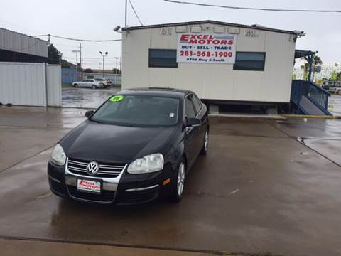 2008 Volkswagen Jetta for sale at Excel Motors in Houston TX