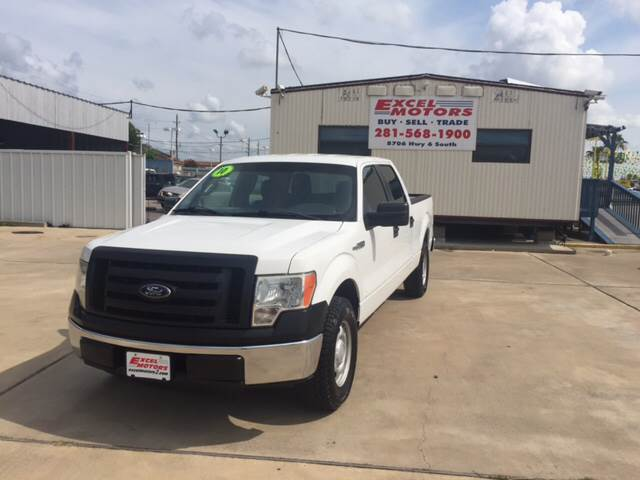 2010 Ford F-150 for sale at Excel Motors in Houston TX