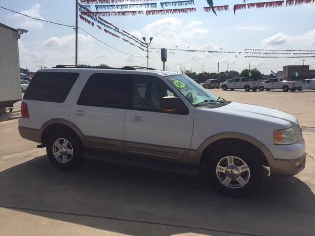 2004 Ford Expedition for sale at Excel Motors in Houston TX