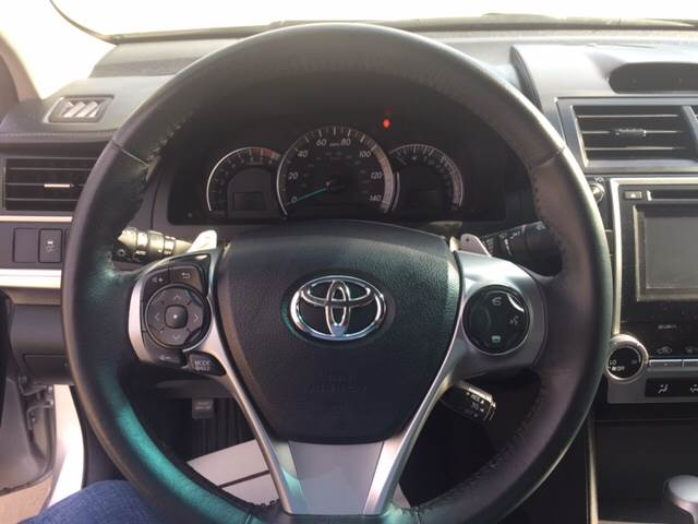 2014 Toyota Camry for sale at Excel Motors in Houston TX