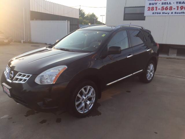 2011 Nissan Rogue for sale at Excel Motors in Houston TX