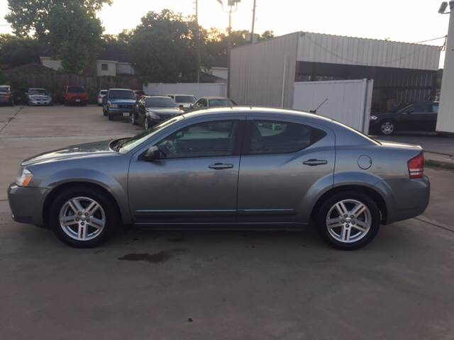 2008 Dodge Avenger for sale at Excel Motors in Houston TX