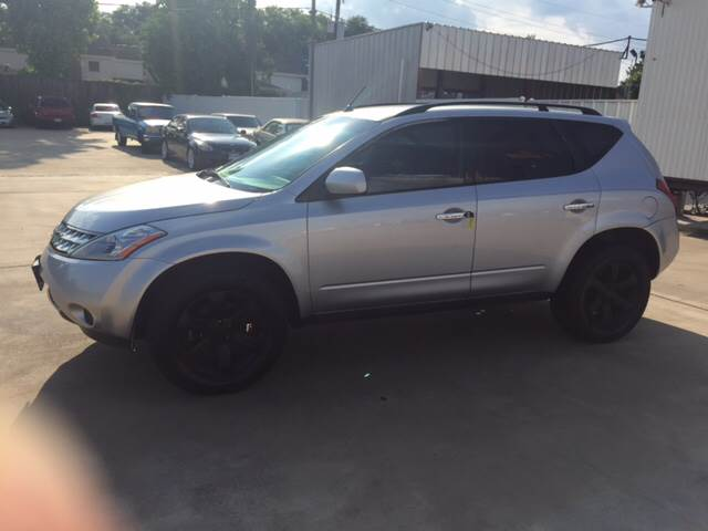 2007 Nissan Murano for sale at Excel Motors in Houston TX