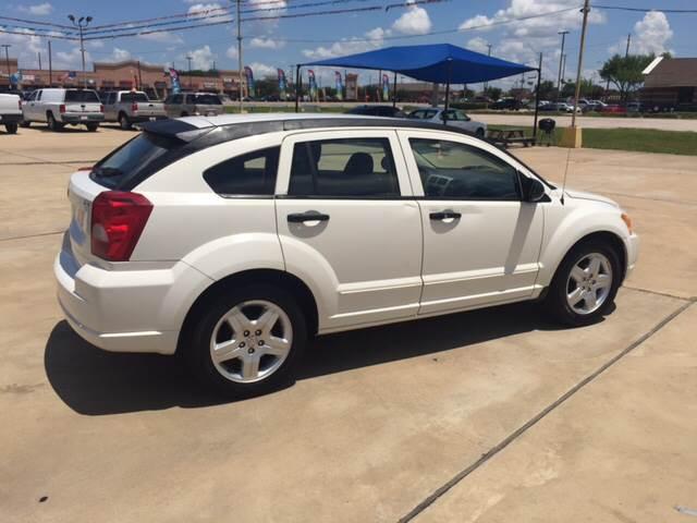 2008 Dodge Caliber for sale at Excel Motors in Houston TX