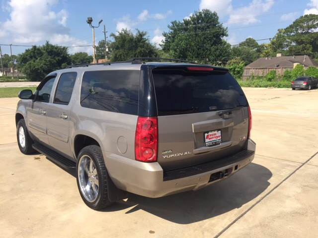 2007 GMC Yukon XL for sale at Excel Motors in Houston TX