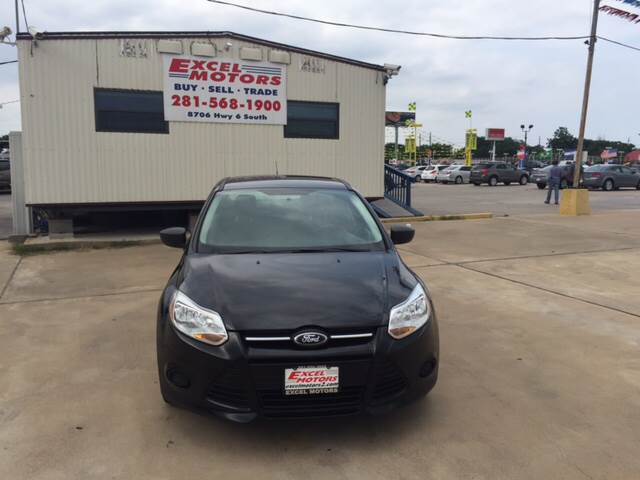 2014 Ford Focus for sale at Excel Motors in Houston TX
