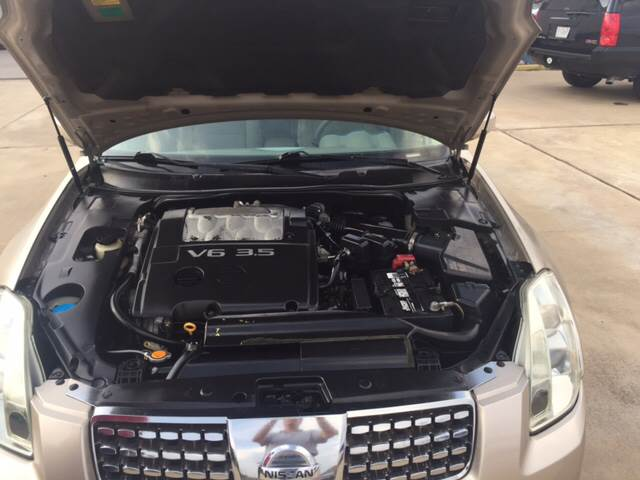 2006 Nissan Maxima for sale at Excel Motors in Houston TX