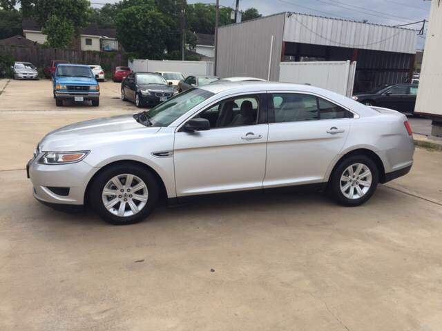 2010 Ford Taurus for sale at Excel Motors in Houston TX