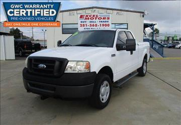 2007 Ford F-150 for sale at Excel Motors in Houston TX