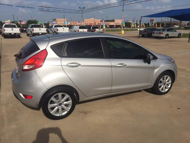 2012 Ford Fiesta for sale at Excel Motors in Houston TX