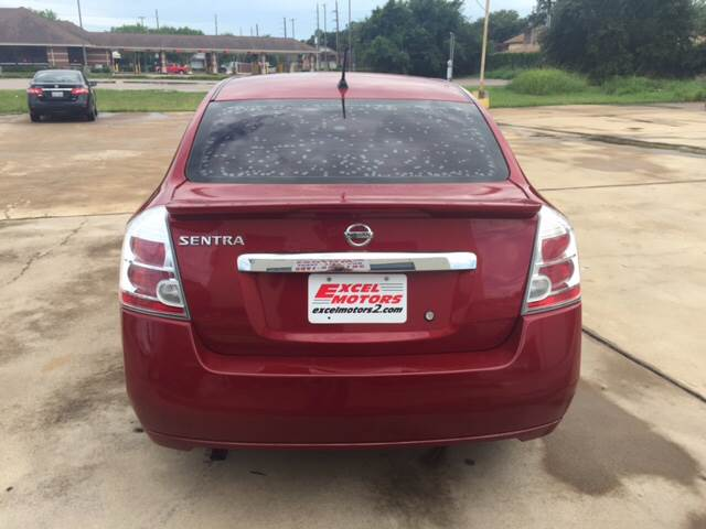 2011 Nissan Sentra for sale at Excel Motors in Houston TX