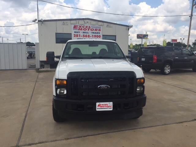 2009 Ford F-250 Super Duty for sale at Excel Motors in Houston TX