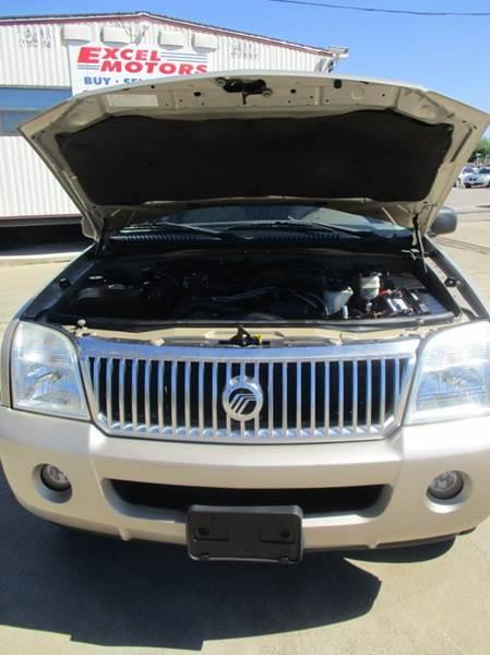 2005 Mercury Mountaineer for sale at Excel Motors in Houston TX
