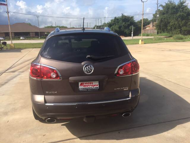 2009 Buick Enclave for sale at Excel Motors in Houston TX