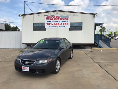 2005 Acura TSX for sale in Houston, TX