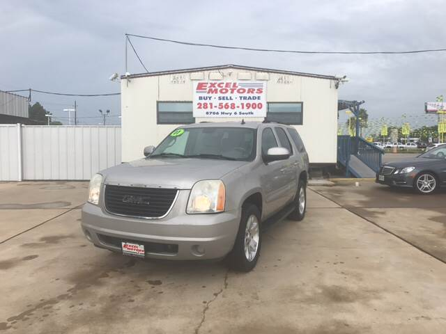 2007 GMC Yukon for sale at Excel Motors in Houston TX
