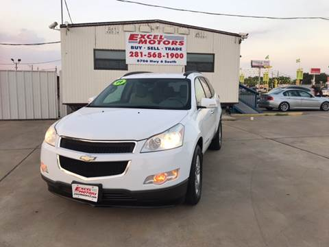 2009 Chevrolet Traverse for sale at Excel Motors in Houston TX