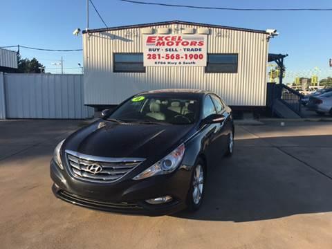 2011 Hyundai Sonata for sale at Excel Motors in Houston TX