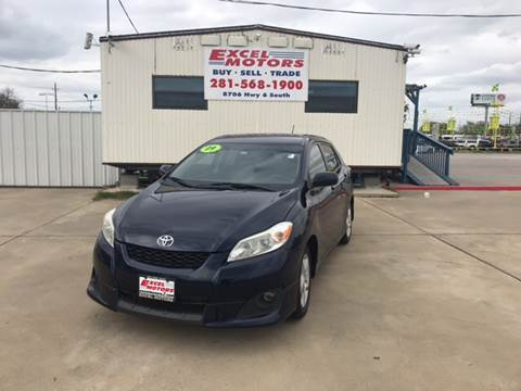 Toyota matrix for sale in houston tx for Thrifty motors houston tx 77084