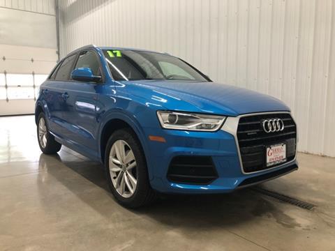 2017 Audi Q3 for sale in Osceola, IN