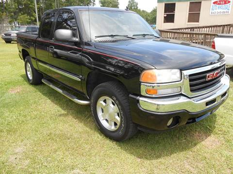 2006 GMC Sierra 1500 for sale in Summerville, SC