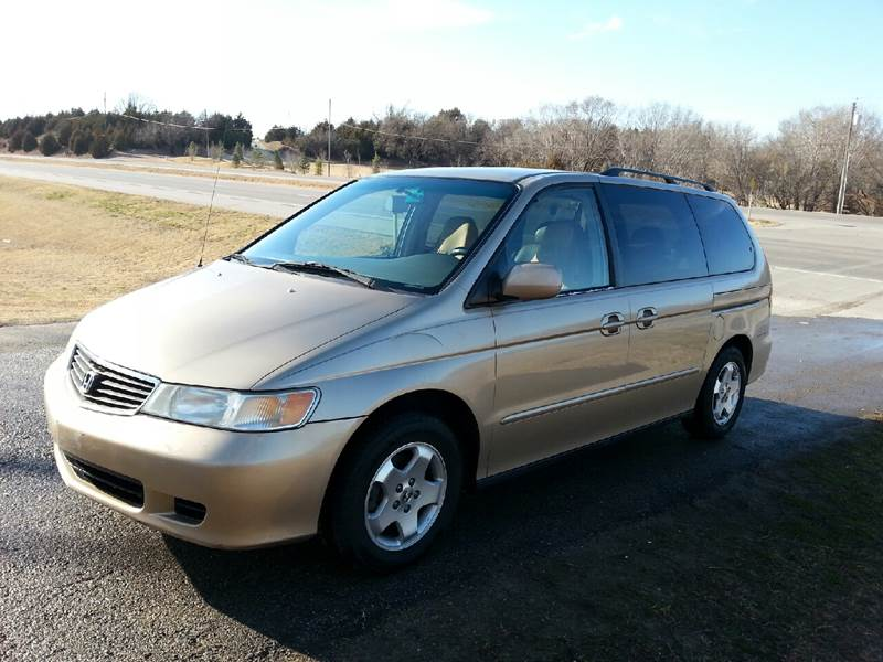 Exceptional 2001 Honda Odyssey EX 4dr Mini Van   Augusta KS