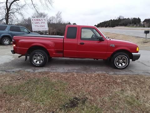 2001 Ford Ranger for sale in Augusta, KS