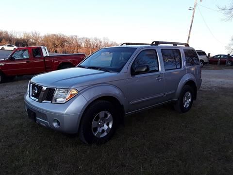 2006 Nissan Pathfinder for sale in Augusta, KS