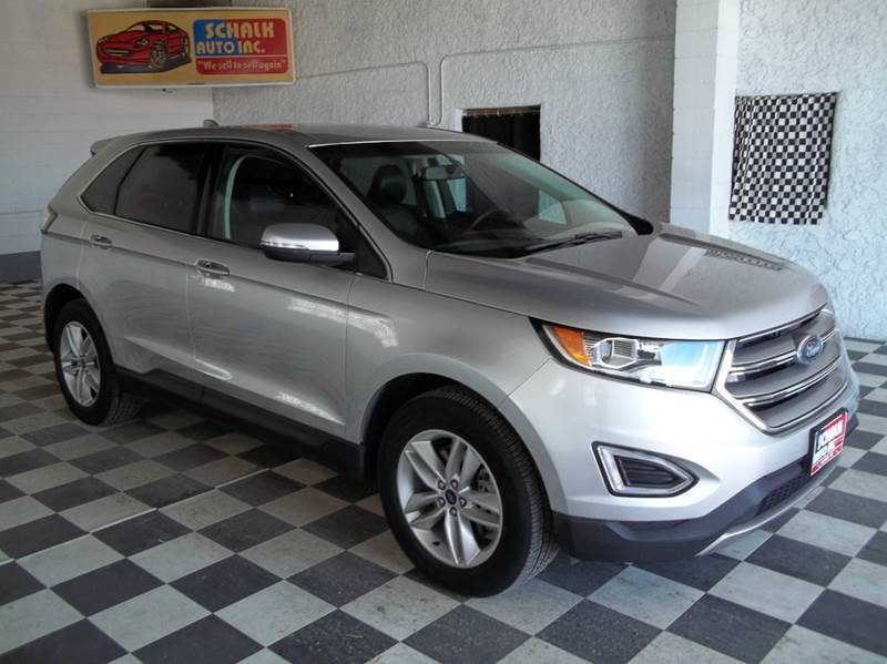 Ford Edge Awd Sel Dr Crossover Albion Ne