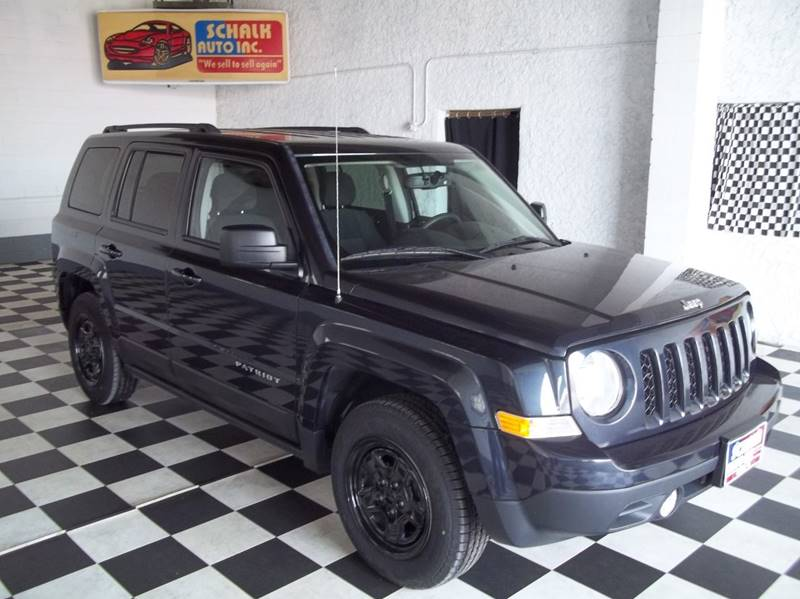 2016 Jeep Patriot Sport 4dr SUV In Albion NE - Schalk Auto Inc