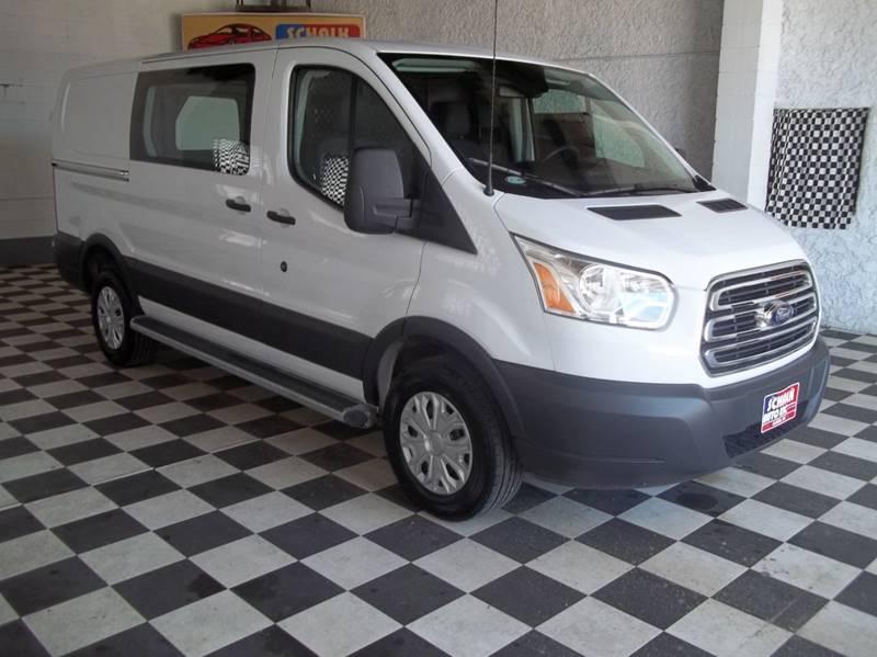 2018 Ford Transit Cargo 250 3dr SWB Low Roof Cargo Van w