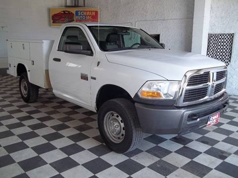 2010 Dodge Ram Chassis 2500 for sale in Albion, NE