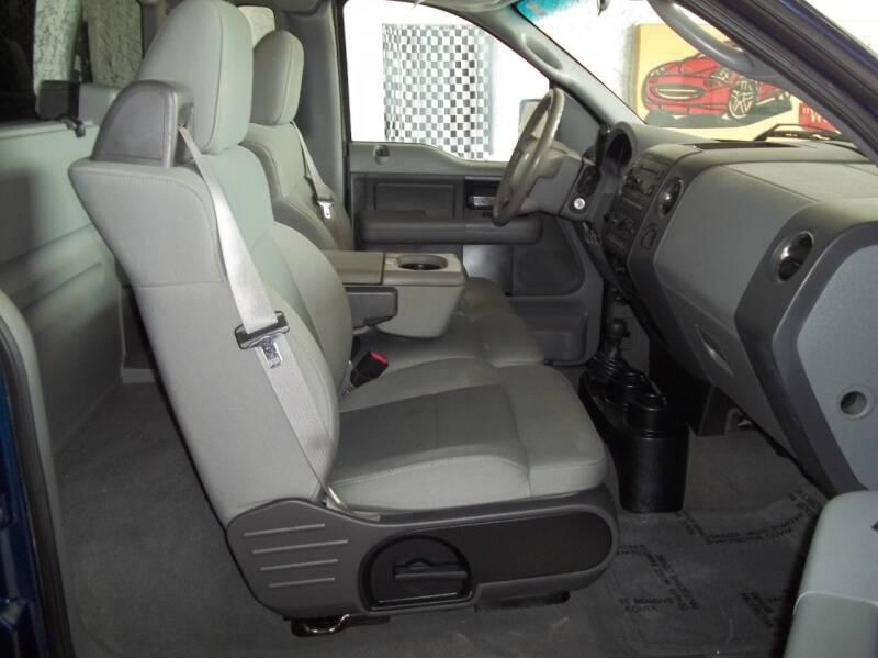2007 Ford F-150 XLT 2dr Regular Cab 4WD Styleside 8 ft. LB - Albion NE