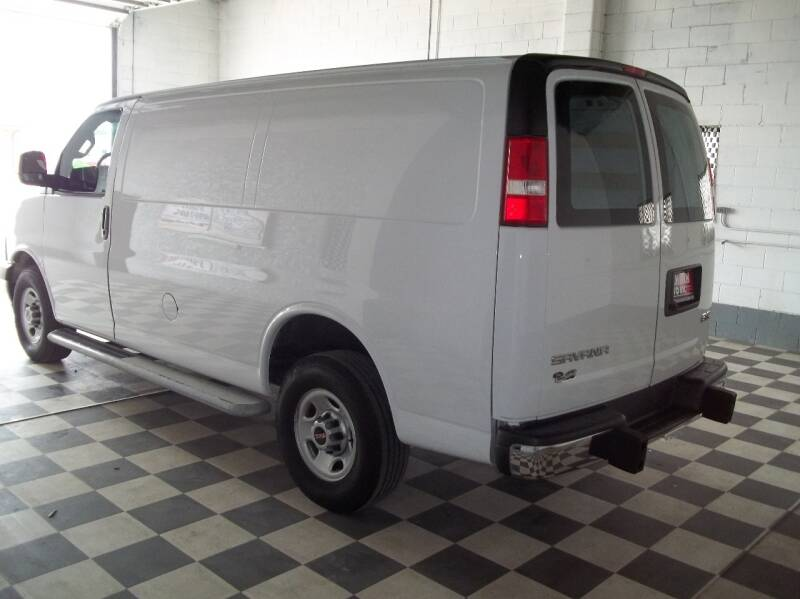 2018 GMC Savana Cargo 2500 3dr Cargo Van - Albion NE