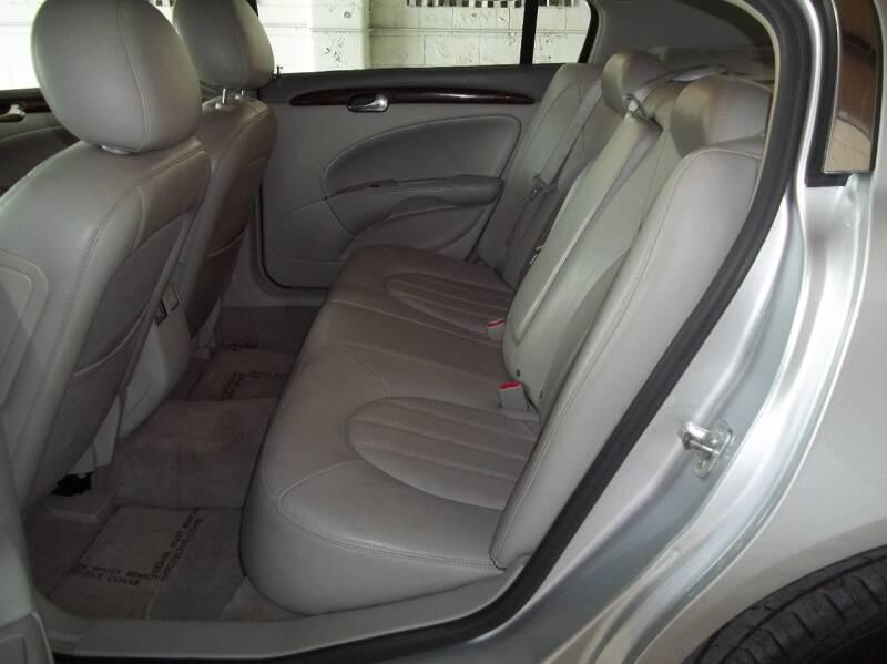 2011 Buick Lucerne CXL 4dr Sedan - Albion NE