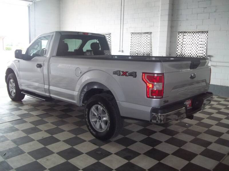2018 Ford F-150 4x4 XLT 2dr Regular Cab 8 ft. LB - Albion NE