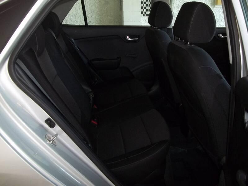 2018 Kia Rio LX 4dr Sedan 6A - Albion NE