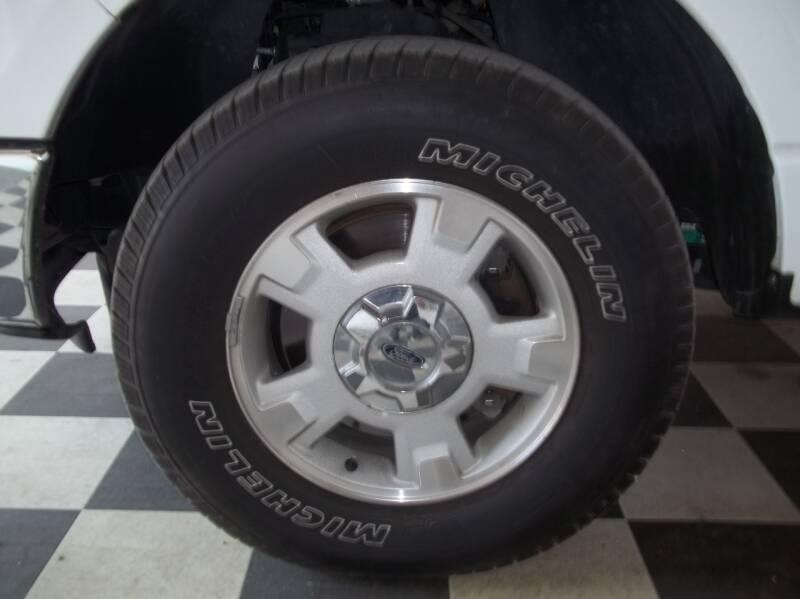 2012 Ford F-150 4x4 XLT 4dr SuperCrew Styleside 5.5 ft. SB - Albion NE